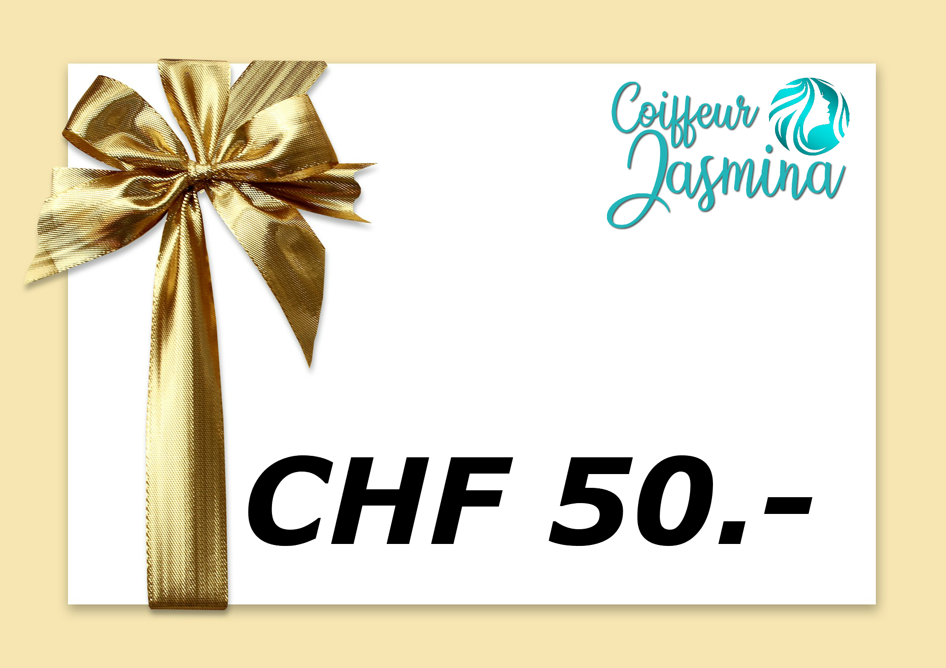 Gutschein CHF 50